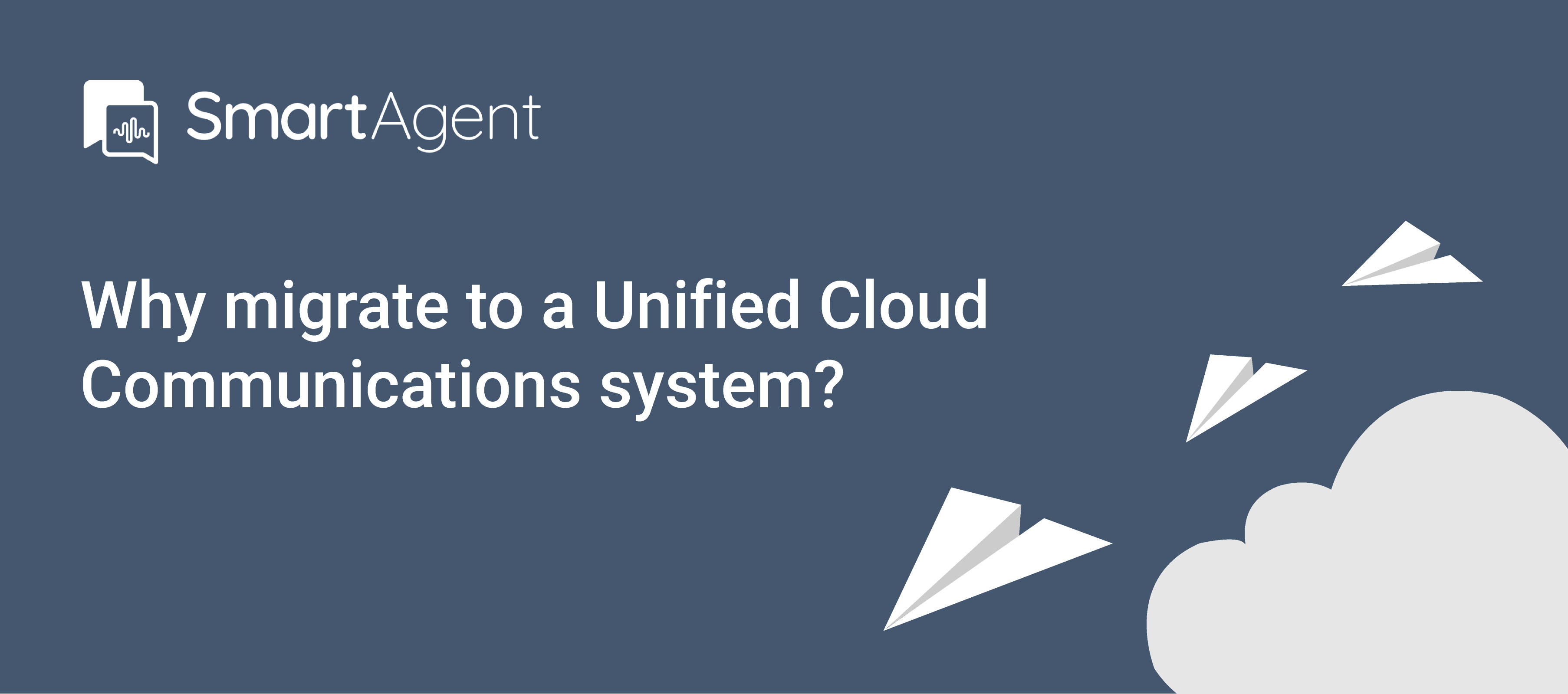 Why migrate to a Unified Cloud Communications system?